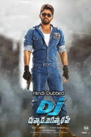 Duvvada Jagannadham (2017) Hindi Dubbed