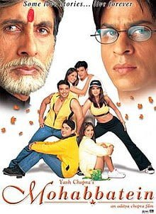 Mohabbatein (2000) Hindi