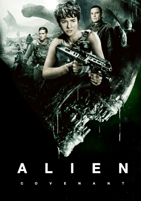 Alien Covenant (2017) Hindi Dubbed