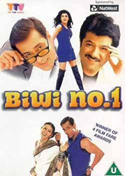 Biwi No 1 (1999) Hindi