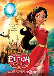 Elena and the Secret of Avalor (2016) Hindi Dubbed