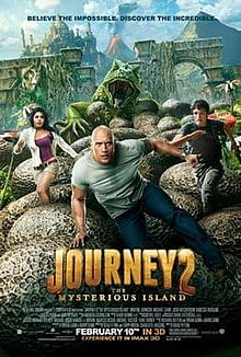 Journey 2 The Mysterious Island (2012) Hindi Dubbed