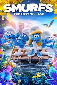 Smurfs The Lost Village (2017) Hindi Dubbed