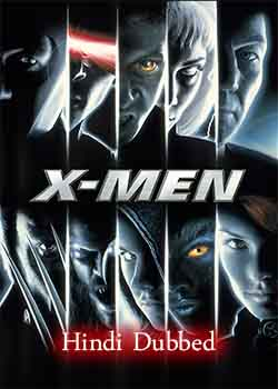 X Men (2000) Hindi Dubbed