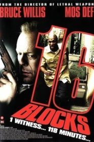 16 Blocks (2006) Hindi Dubbed
