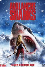 Avalanche Sharks (2014) Hindi Dubbed