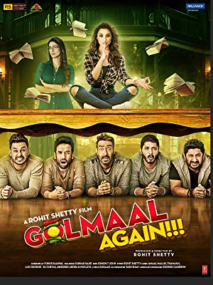 Golmaal Again (2017) Hindi