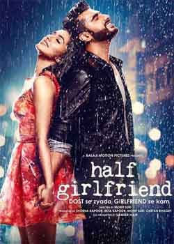 Half Girlfriend (2017) Hindi