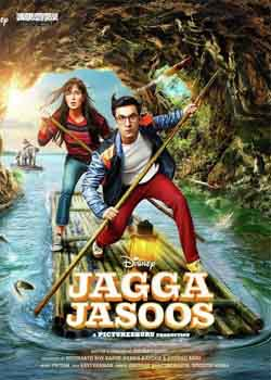 Jagga Jasoos (2017) Hindi