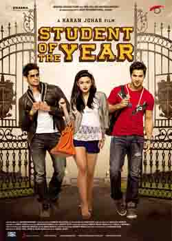 Student of the Year (2012) Hindi