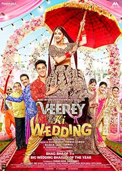 Veerey Ki Wedding (2018) Hindi