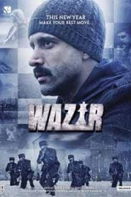 Wazir (2016) Hindi