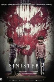 Sinister 2 (2015) Hindi Dubbed
