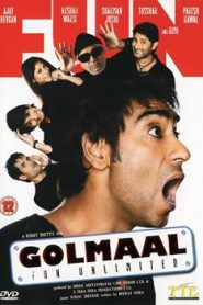 Golmaal Fun Unlimited (2006) Hindi