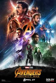 Avengers Infinity War (2018) Hindi dubbed