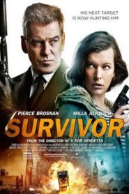 Survivor (2015) Hindi Dubbed
