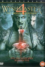 Wishmaster 4 The Prophecy Fulfilled (2002) Hindi Dubbed