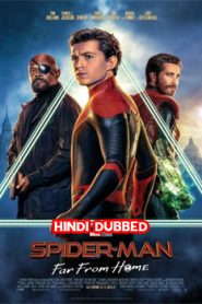 Spider Man Far from Home (2019) Hindi Dubbed