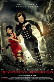 Resident Evil Retribution (2012) Hindi Dubbed