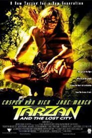 Tarzan and the Lost City (1998) Hindi Dubbed