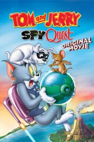 Tom and Jerry Spy Quest (2015) Hindi Dubbed