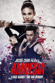 Jackie Chan Presents Amnesia (2015) Hindi Dubbed