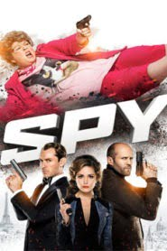 Spy (2015) Hindi Dubbed