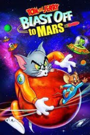 Tom and Jerry Blast Off to Mars (2005) Hindi Dubbed