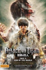Attack on Titan 2 End of the World (2015) Hindi Dubbed