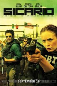 Sicario (2015) Hindi Dubbed