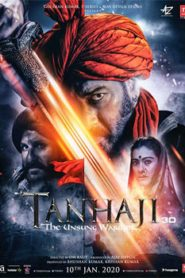 Tanhaji The Unsung Warrior (2020) Hindi