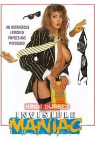 The Invisible Maniac (1990) Hindi Dubbed