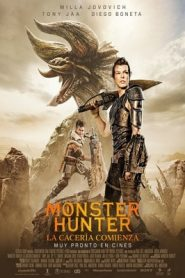 Monster Hunters (2020) Hindi Dubbed