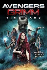 Avengers Grimm Time Wars (2018) Hindi Dubbed
