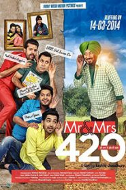 Mr And Mrs 420 (2014) Punjabi