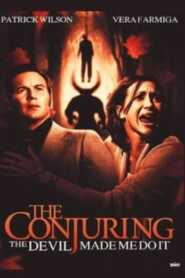 The Conjuring 3 The Devil Made Me Do It 2021 Hindi Dual Audio